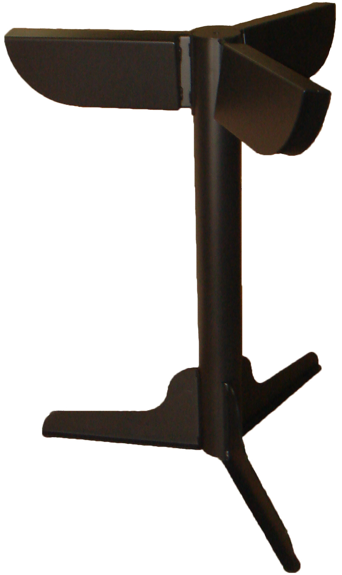 Sungard Exhibition Stand Here Alone : Multi outboard display stand