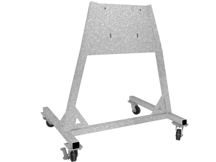 Large Outboard Motor Stand