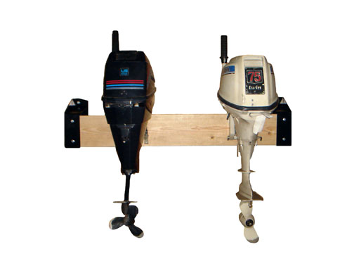 Outboard Wall Storage