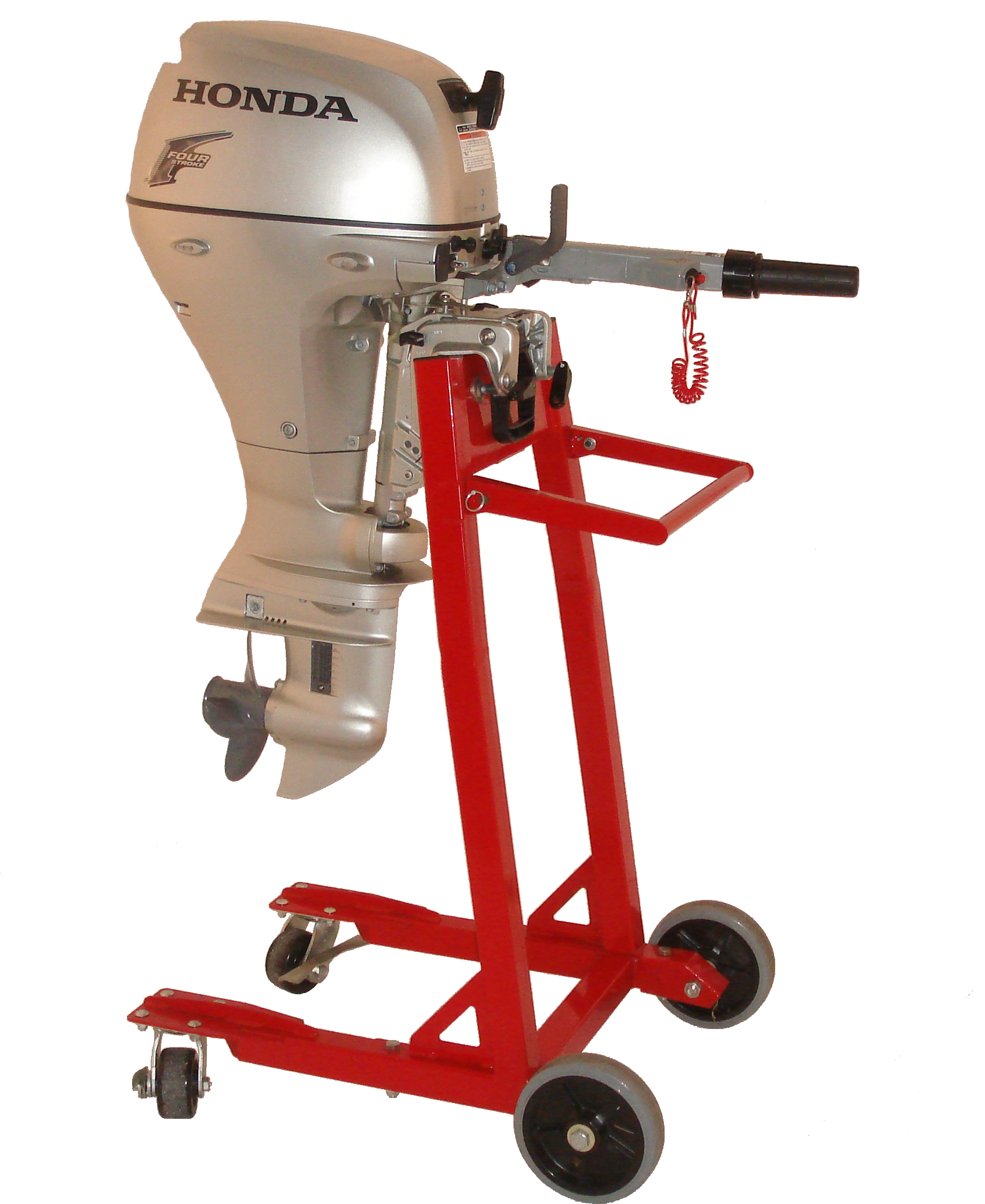 Small Outboard Motor Dolly