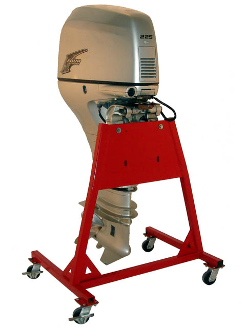 When Any Outboard Motor Needs Servicing This Heavy Duty Large Service Stand Offers The Ideal Solution Has Been