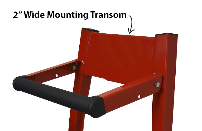 ME-140 Mounting Transom