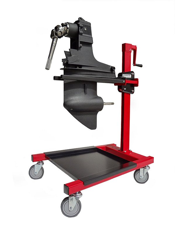 Sternmaster Outdrive Equipment- Stands, Carts, and Motor Racks