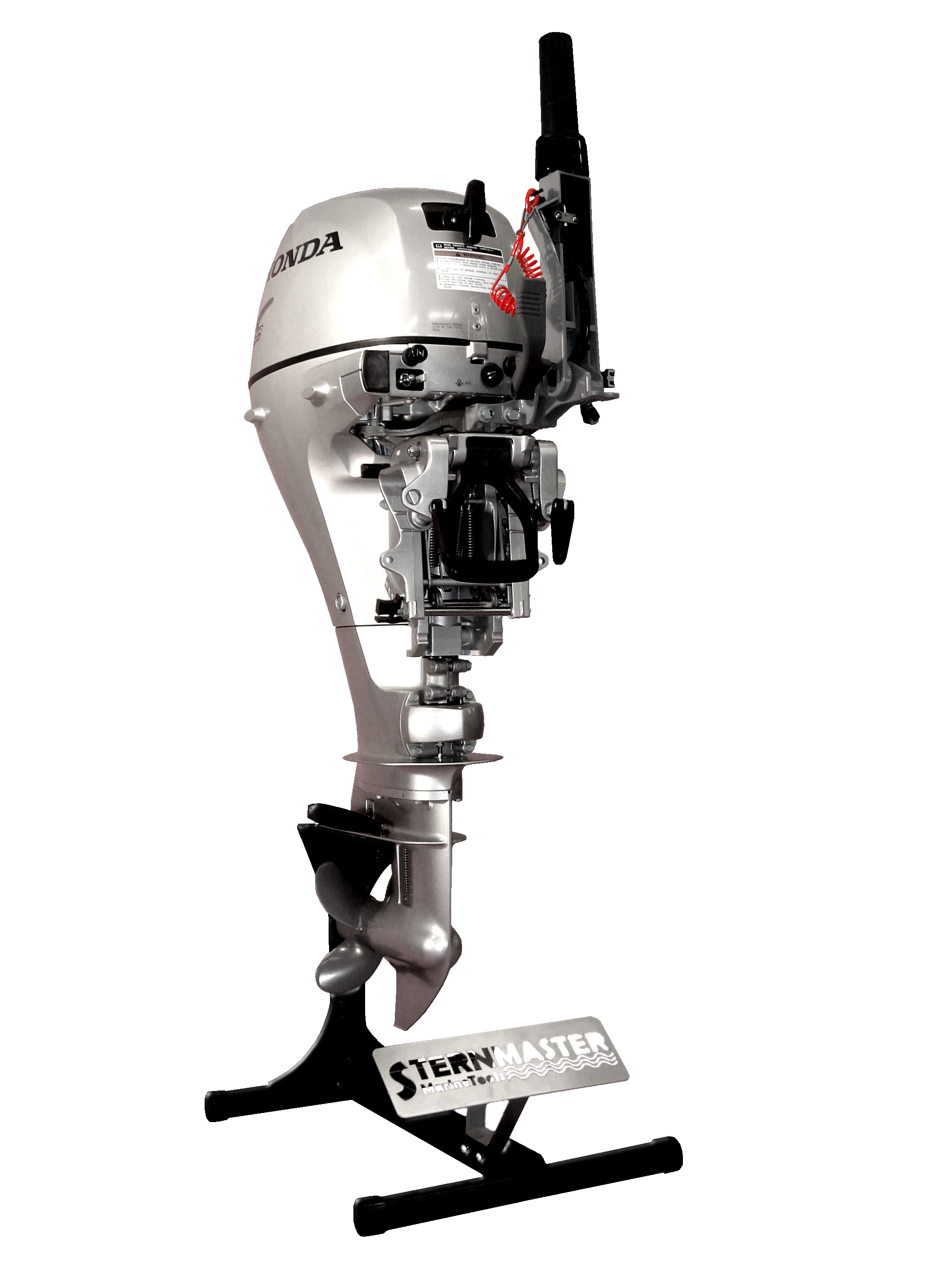how to use an outboard motor