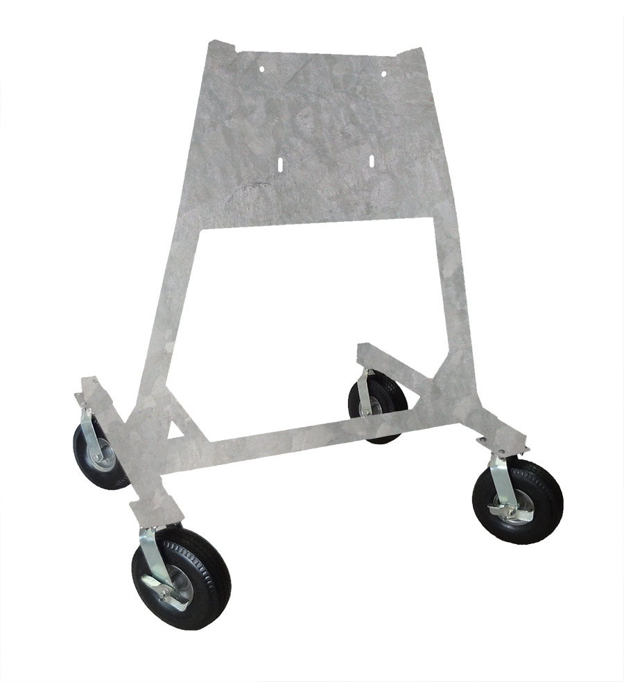 Service equipment stands all terrain large outboard for Large outboard motor stand